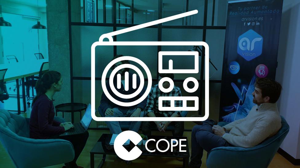 Cope Radio – La mejor startup de España está en Granada