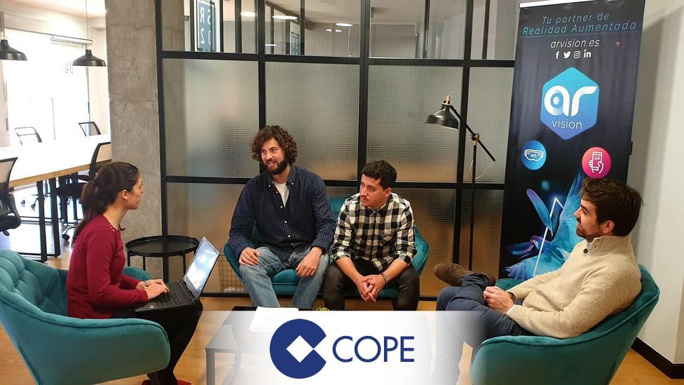 Cope – La mejor startup de España está en Granada