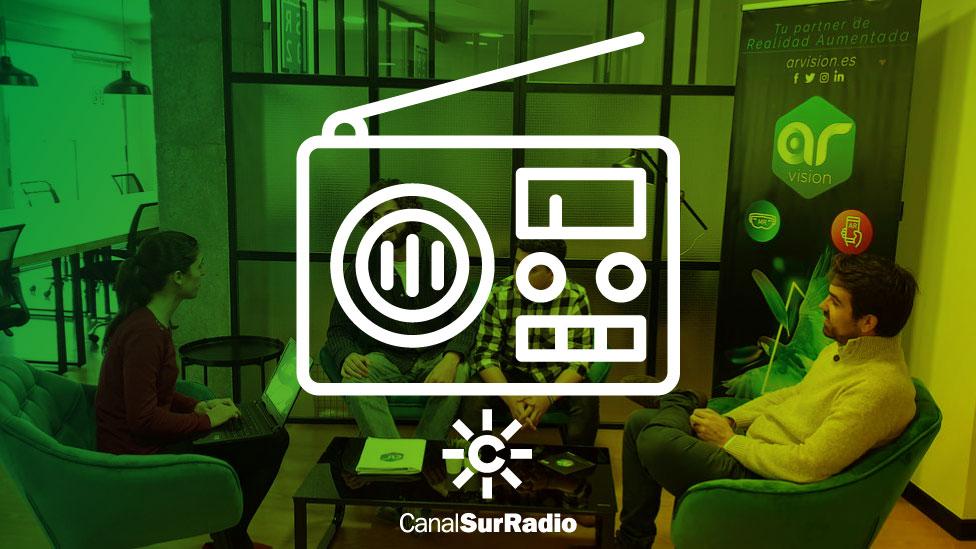 Canal Sur Radio – La mejor startup de España está en Granada